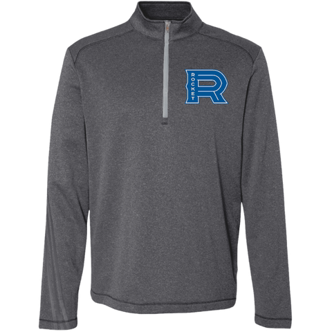 Laval Rocket Adidas Men's Terry Heather 1/4 Zip