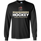 Tucson Roadrunners Hockey Youth Long Sleeve T-Shirt