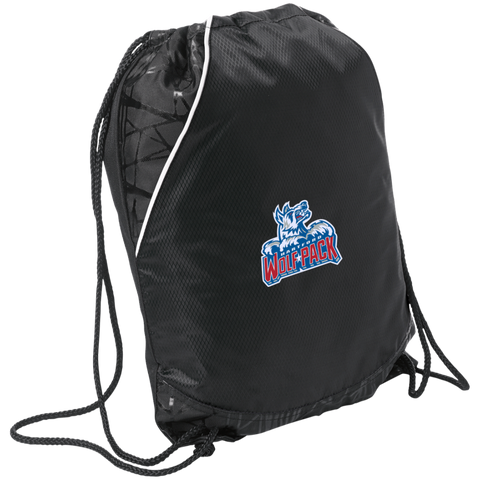 Hartford Wolf Pack Two-Toned Cinch Pack