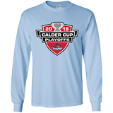 Rockford IceHogs Adult 2018 Calder Cup Playoffs LS Ultra Cotton T-Shirt