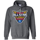 2019 AHL All Star Classic Primary Logo Adult Pullover Hoodie
