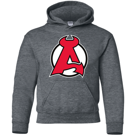 Albany Devils Youth Pullover Hoodie
