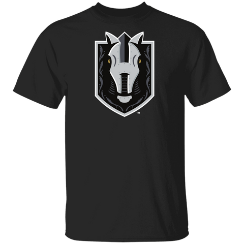 Henderson Silver Knights Adult Primary Logo Cotton T-Shirt