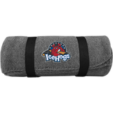 Rockford IceHogs Fleece Blanket
