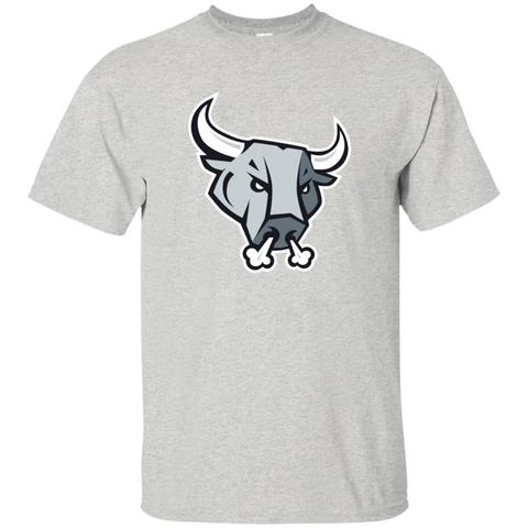 San Antonio Rampage Primary Logo Adult Short Sleeve T-Shirt