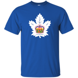 Toronto Marlies Primary Logo Adult Short Sleeve T-Shirt