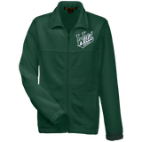 Iowa Wild Youth Embroidered Fleece Full Zip
