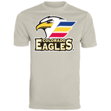 Colorado Eagles Primary Logo Men's Wicking T-Shirt