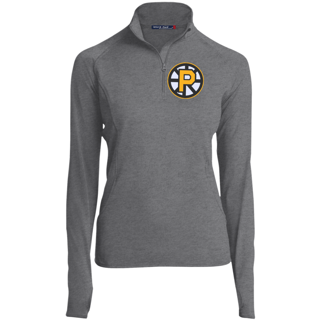 Providence Bruins Women's Half Zip Performance Pullover