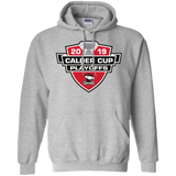 Charlotte Checkers 2019 Calder Cup Playoffs Adult Pullover Hoodie