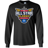 2019 AHL All Star Classic Primary Logo Adult Long Sleeve T-Shirt