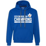 Toronto Marlies 2018 Calder Cup Champions Adult Raise the Bar Heavyweight Pullover Fleece Sweatshirt