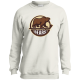 Hershey Bears Primary Logo Youth Crewneck Sweatshirt