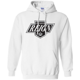 Ontario Reign Primary Logo Adult Pullover Hoodie