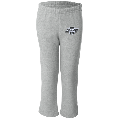 Ontario Reign Youth Open Bottom Sweat Pants