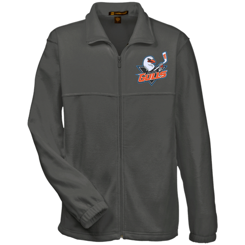 San Diego Gulls Adult Embroidered Fleece Full-Zip