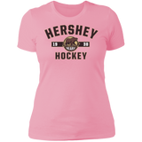 Hershey Bears Established Next Level Ladies' Short Sleeve T-Shirt