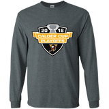 Wilkes-Barre/Scranton Penguins Adult 2018 Calder Cup Playoffs LS Ultra Cotton T-Shirt