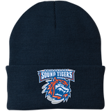 Bridgeport Sound Tigers Knit Cap