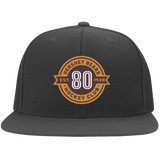 Hershey Bears 80th Anniversary Flat Bill Twill Flexfit Cap