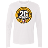 Wilkes-Barre/Scranton Penguins 20th Anniversary Next Level Men's Long Sleeve T-Shirt