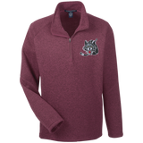 Chicago Wolves Men's 1/2 Zip Sweater Fleece