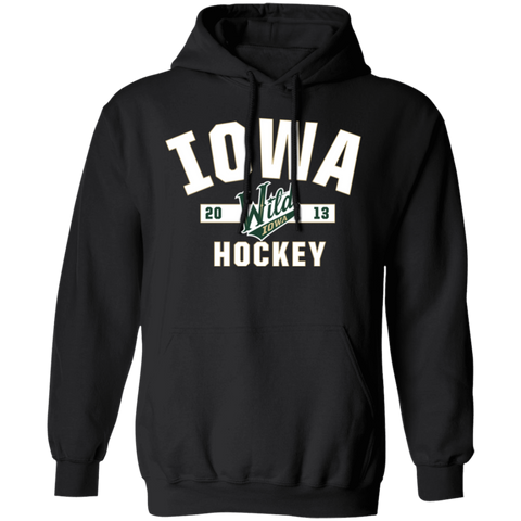 Iowa Wild Adult Established Pullover Hoodie