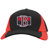 Belleville Senators Mid-Profile Colorblock Hat
