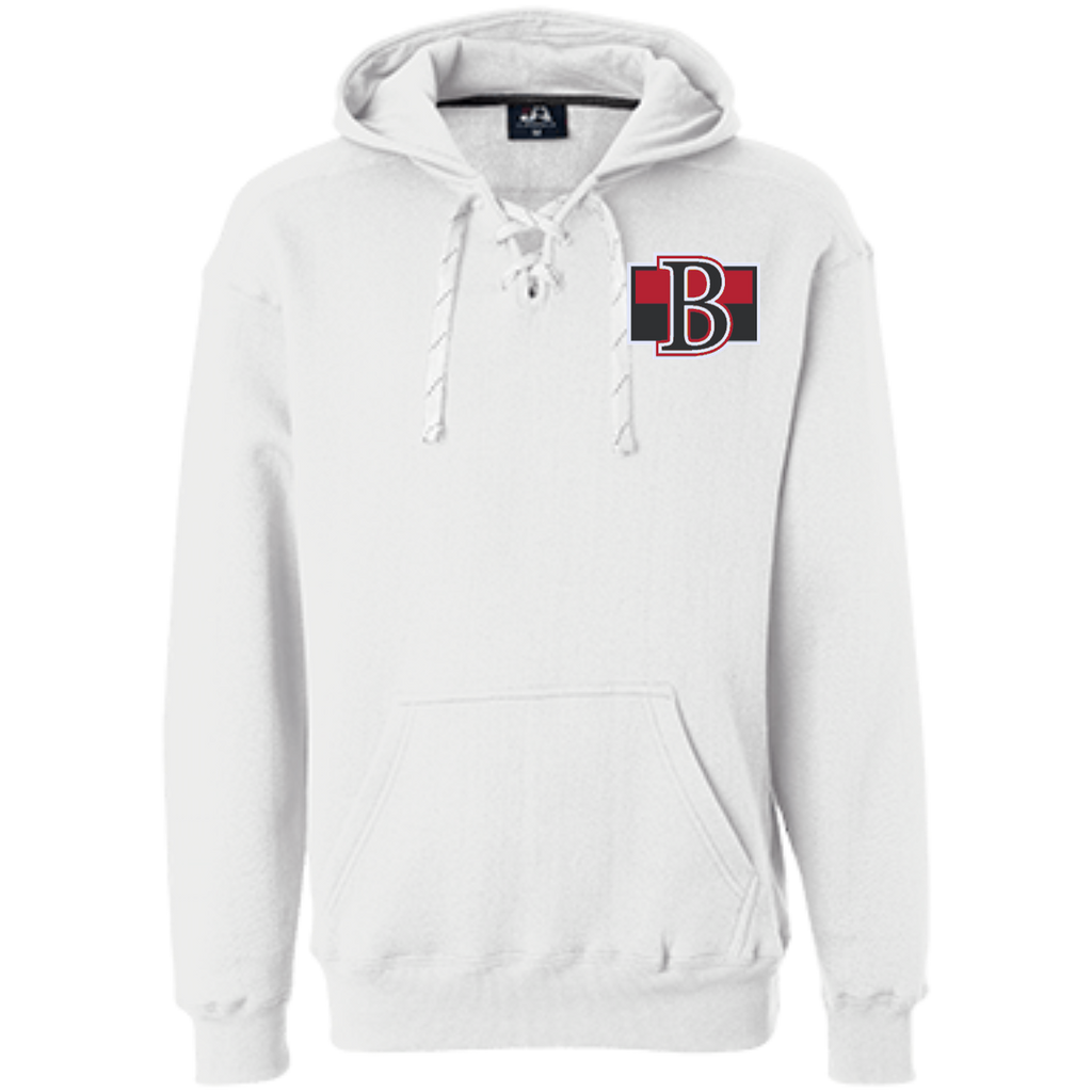Belleville Senators Adult J America Heavyweight Sport Lace Hoodie