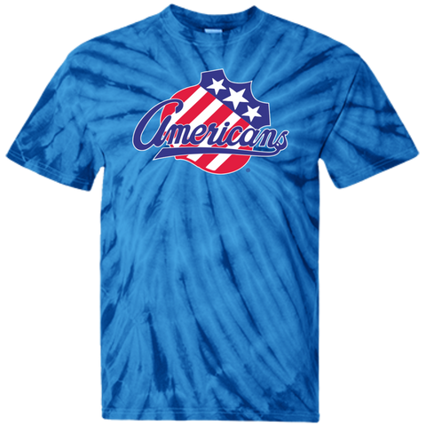 Rochester Americans Youth Tie Dye T-shirt