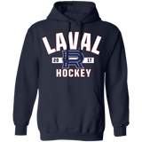 Laval Rocket Adult Established Pullover Hoodie