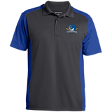 Springfield Thunderbirds Men's Colorblock Sport-Wick Polo
