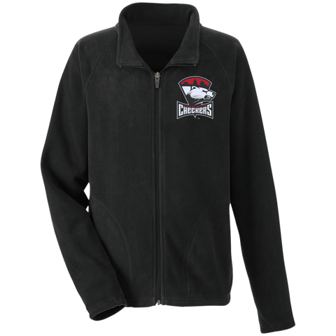 Charlotte Checkers Youth Microfleece