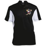Wilkes-Barre/Scranton Penguins Men's Colorblock Performance Polo