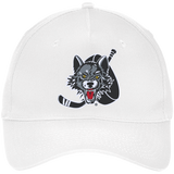 Chicago Wolves Five Panel Twill Cap