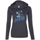 Manitoba Moose Primary Logo Ladies' Long Sleeve T-Shirt Hoodie