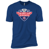 Rochester Americans 2019 Calder Cup Playoffs Adult Next Level Premium Short Sleeve T-Shirt