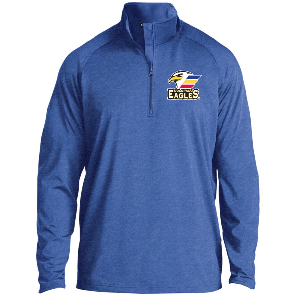 Colorado Eagles 1/2 Zip Raglan Performance Pullover