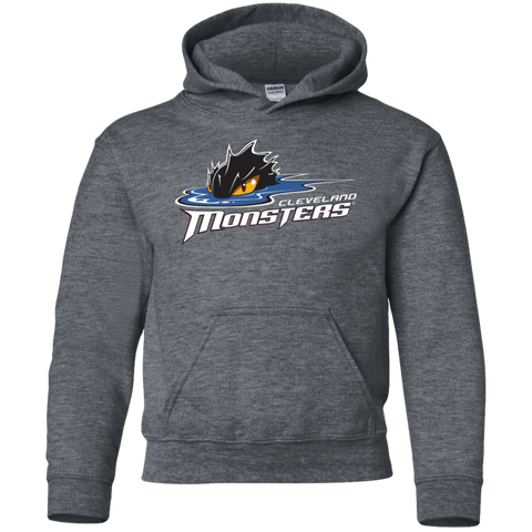 Cleveland Monsters Youth Pullover Hoodie