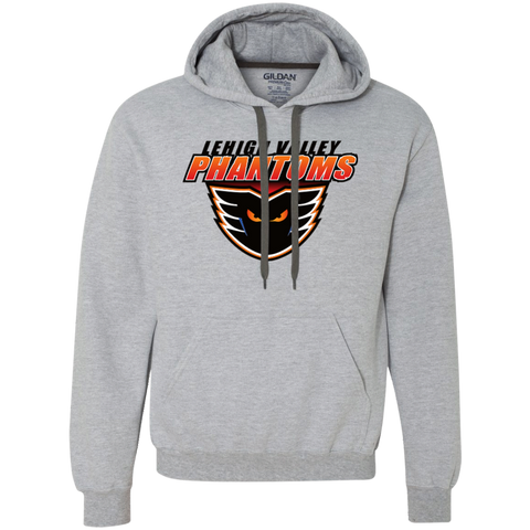 Lehigh Valley Phantoms Adult Heavyweight Pullover Fleece Sweatshirt