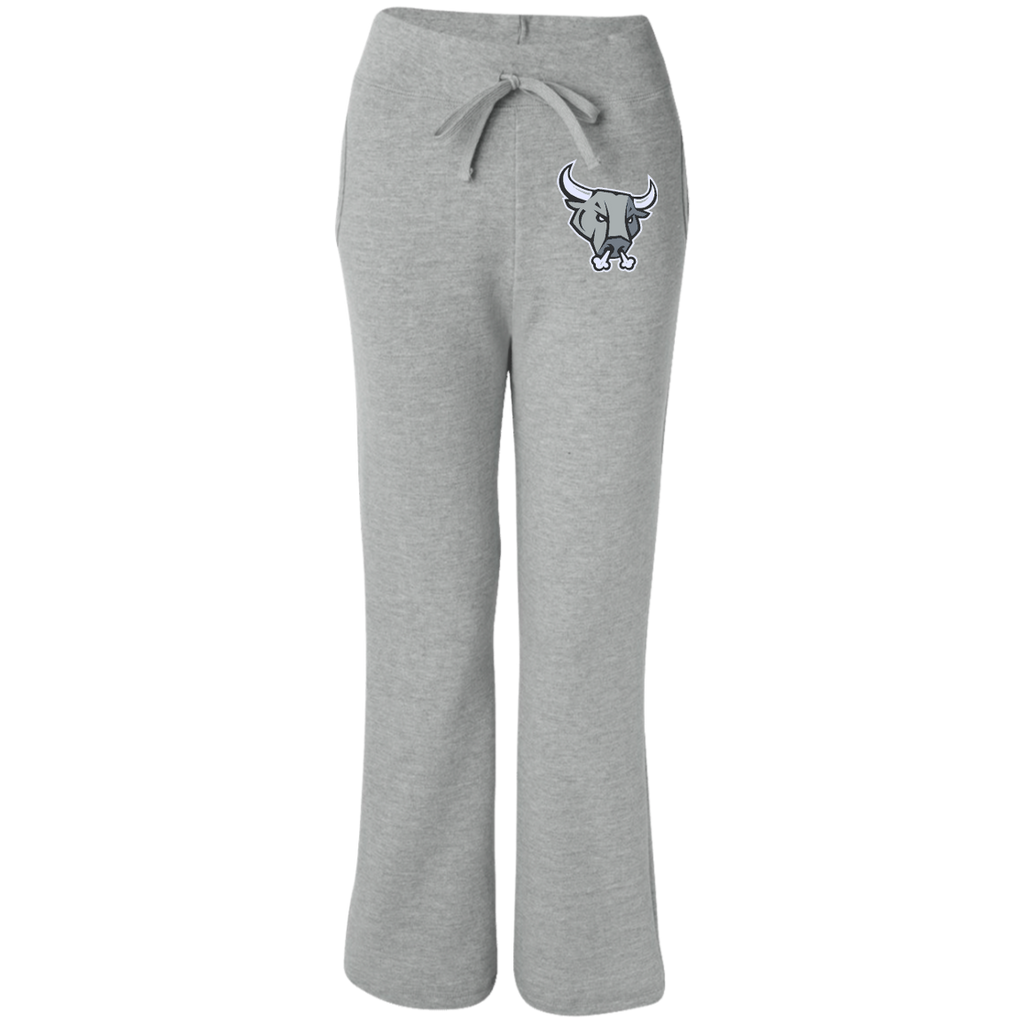 San Antonio Rampage Women's Open Bottom Sweatpants with Pockets
