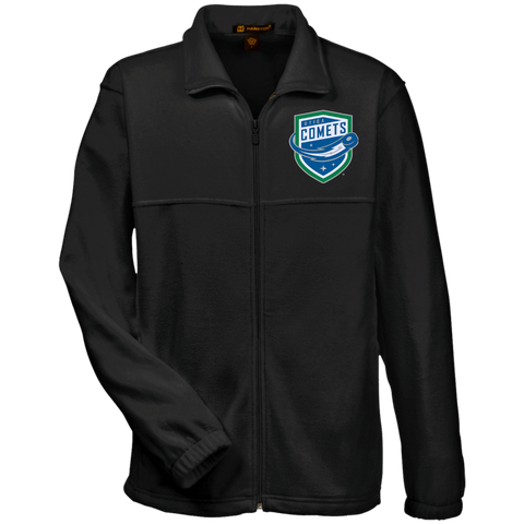 Utica Comets Adult Embroidered Fleece Full-Zip