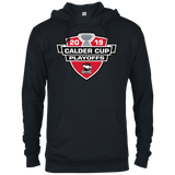 Charlotte Checkers 2019 Calder Cup Playoffs Adult French Terry Hoodie
