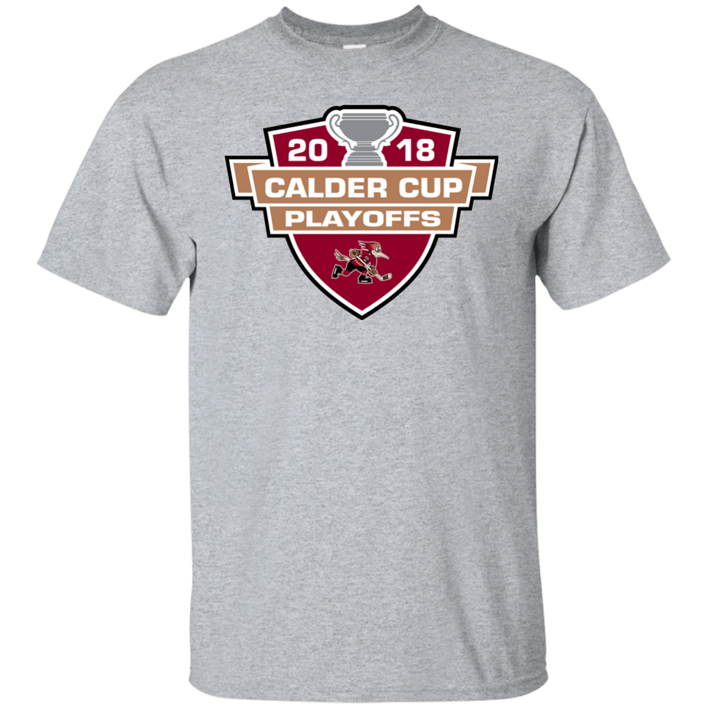 Tucson Roadrunners 2018 Calder Cup Playoffs Youth T-Shirt