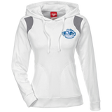 Syracuse Crunch Team 365 Ladies' Colorblock Poly Hoodie