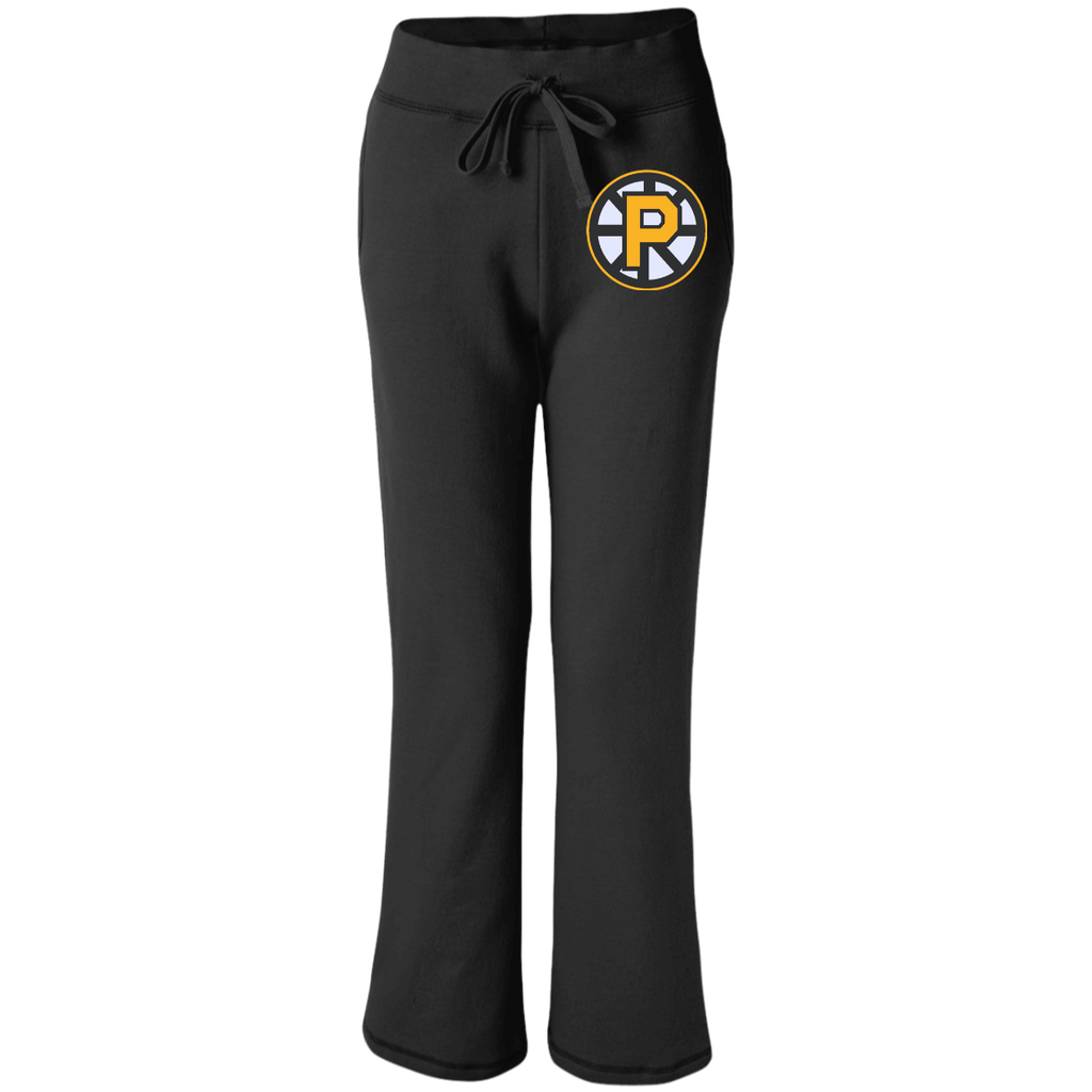 Providence Bruins Women's Open Bottom Sweatpants with Pockets