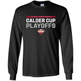 Tucson Roadrunners Youth 2018 Postseason Long Sleeve T-Shirt