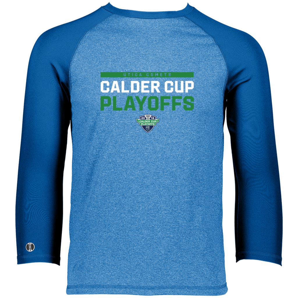 Utica Comets Adult 2018 Postseason Typhoon T-Shirt