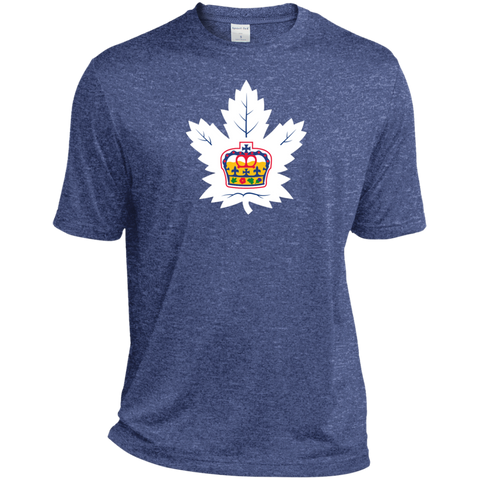 Toronto Marlies Heather Dri-Fit Adult Moisture-Wicking T-Shirt