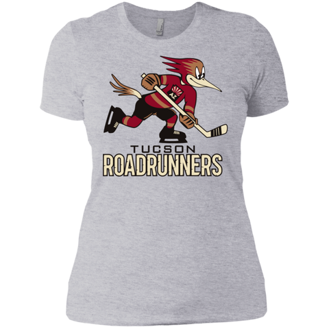 Tucson Roadrunners Primary Logo Next Level Ladies' Short Sleeve T-Shirt